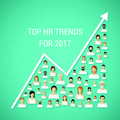 TOP HR TRENDS FOR 2017
